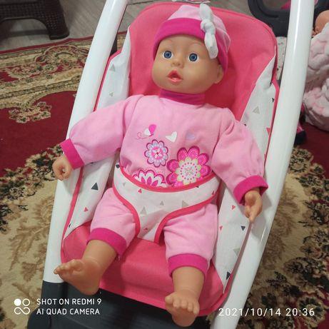 Лялька пупс 45см з Німеччини