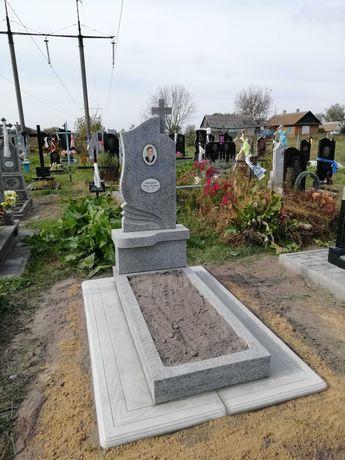 Пам'ятники з мраморної крихти