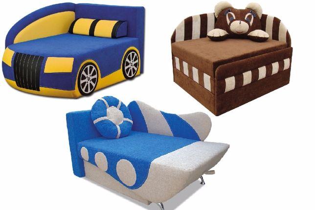 Детский диван кровать машинка Ауди машина в НАЛИЧИИ раскладной ортопед