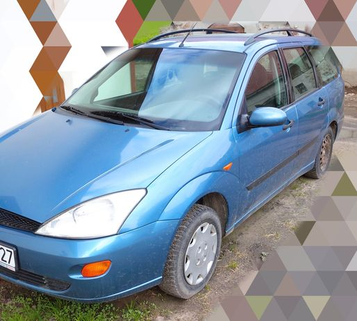Ford Focus MK1 1.6 benzyna