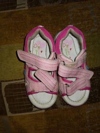 Sandały rozmiar 23-24