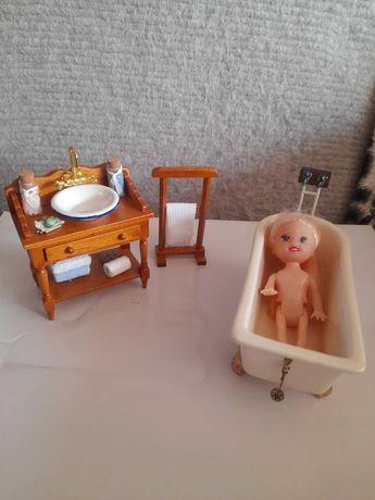 Mebelki dla lalek -łazienka(6)
