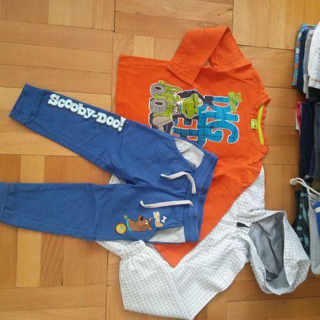 Odzież i buty dla chłopca 86-104