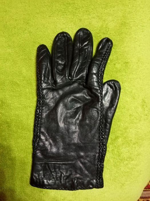 Перчатки лайковая кожа 8,5р. Киев - изображение 1