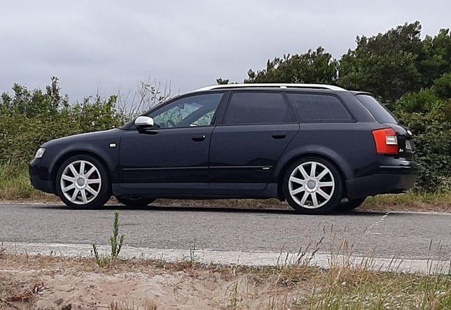 Audi A4 Avant Sline