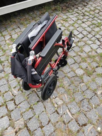 Cadeira de rodas tamanho XL