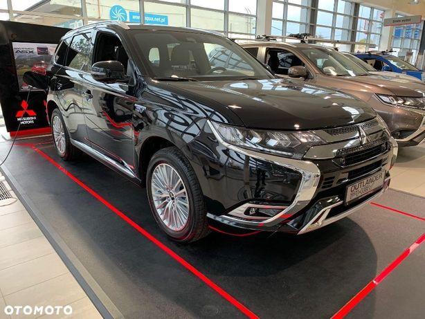 Mitsubishi Outlander Phev Plug In Hybryda. Najbogatsza Wersja