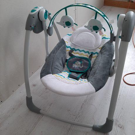 Кресло качельки для ребенка