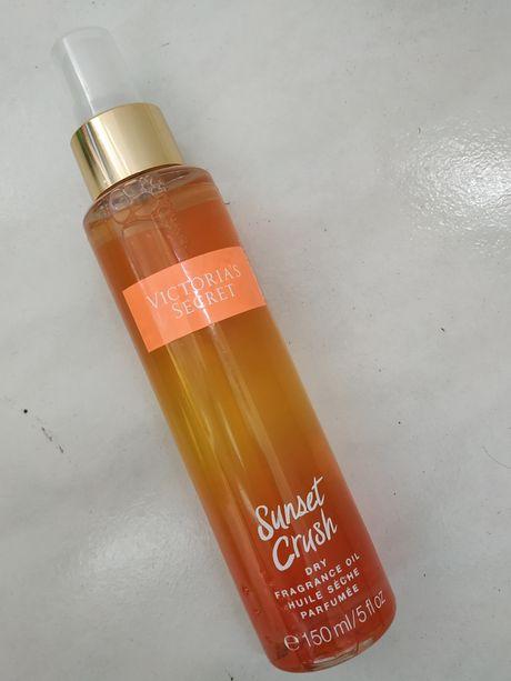 Новое парфюмированое масло для тела