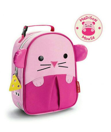 Skip Hop сумка для ланча термо рюкзак подарок мальчику девочке