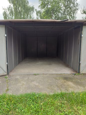 Wynajmę garaż blaszany