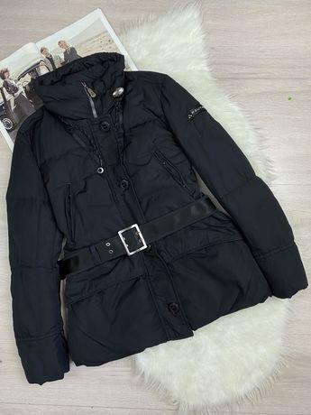 Фирменная пуховая куртка пуховик Peuterey