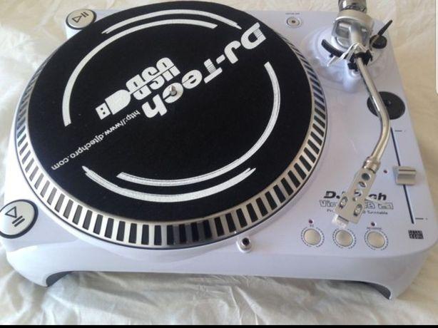 gramofon dj tech vinyl usb 20