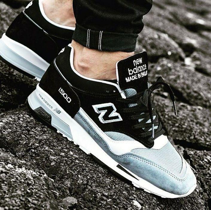 Мужские кроссовки New Balance 42-44 р Ахтырка - изображение 1