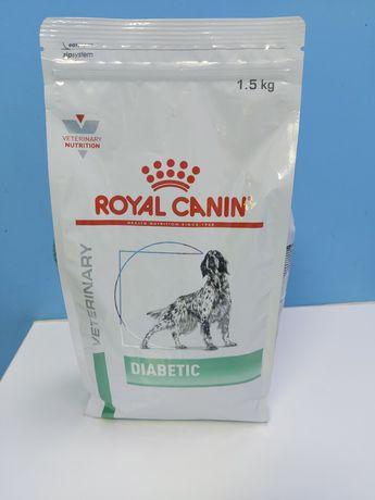 Корм ,,Royal canin,, для собак ,,Diabetic,,