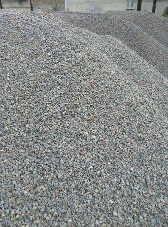 Песок отсев щебень керамзит