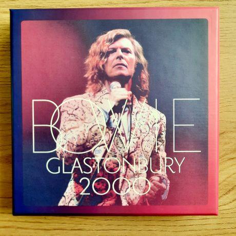 David Bowie Glastonbury 2000 2CD/DVD