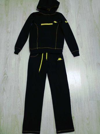Женский спортивный костюм теплый трёх нить.