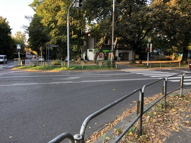 Lokal użytkowy w centrum Ligoty