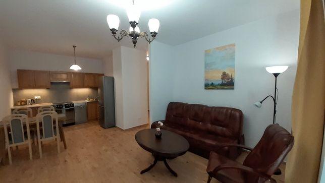 Wynajmę nowy dwupokojowy apartament na ul. Mińskiej w Warszawie - 48 m