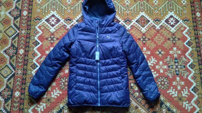 Куртка пуховая Puma ( 833837-21. Оригинал) р XS-34 ОСЕНЬ-ВЕСНА
