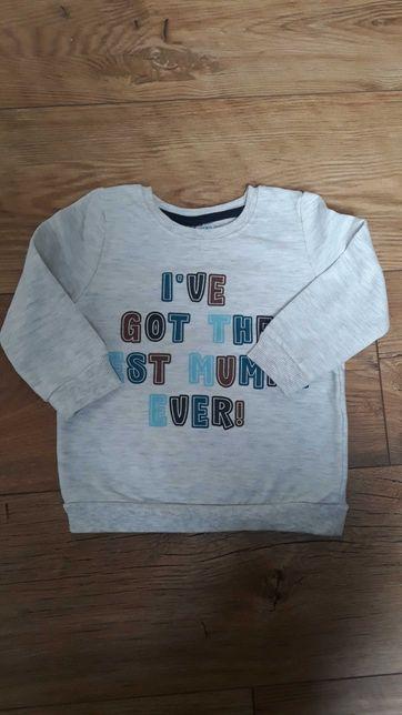 Bluza chłopięca roz.80