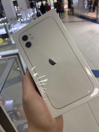 iPhone 11 64GB 256Gb новые, оригинальные, Год гарантии!