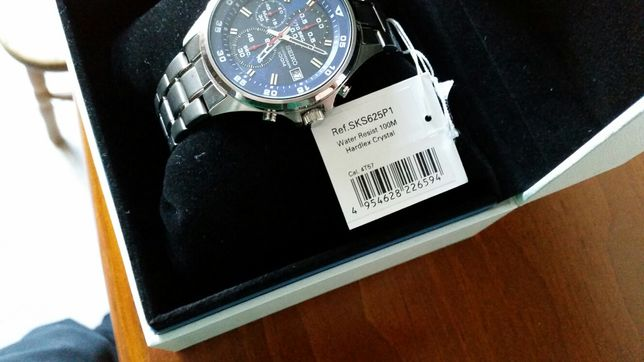 Vendo relógio seiko