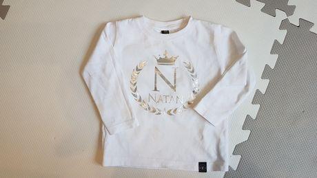 Urodziny Roczek Natan bluzka koszulka rozmiar 80 86 fabryka bodziaków