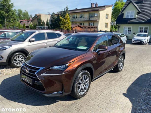 Lexus NX SALON POLSKA Iwłaściciel Bogata Wersja 4x4 Automat Serwisowany
