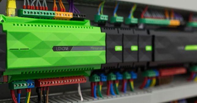 LOXONE - Inteligentne instalacje, inteligentny dom