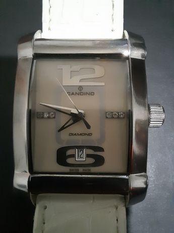 Оригинальные швейцарские женские часы кандино, сделают вас неотразимой