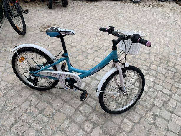 Bicicleta de menina R20