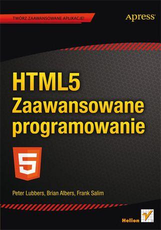 HTML 5 Zaawansowane Programowanie