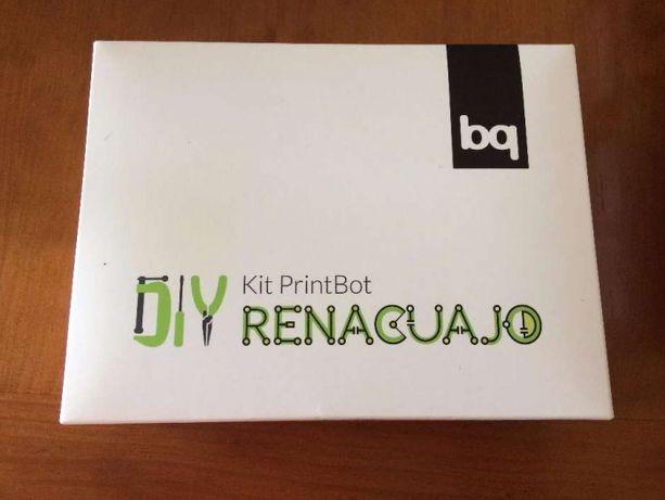 Arduino Kit PrintBot Renacuajo com módulo Bluetooth