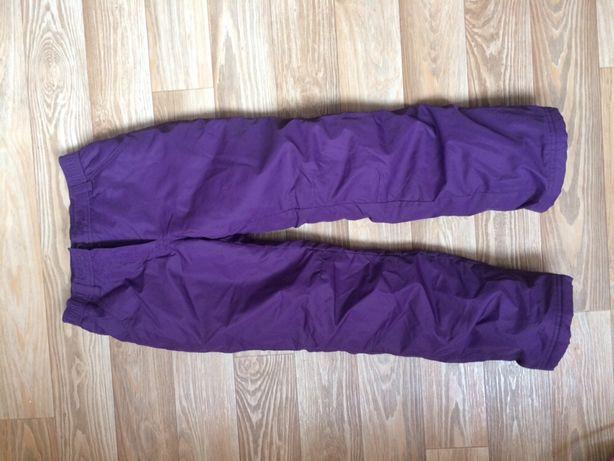 Утепленные штаны Outventure 128 р в идеальном состоянии
