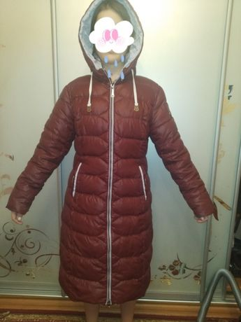 Пальто-зима
