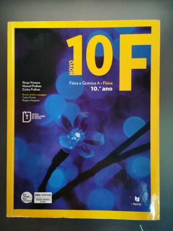 10F, Física 10º ano, Manual e CA