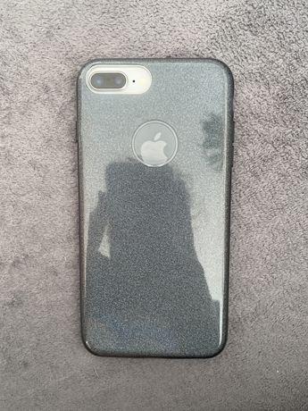 Brokatowa obudowa do Iphone 8 plus
