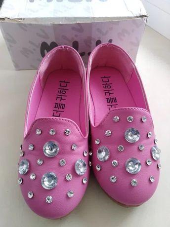 Очень красивые туфли балетки