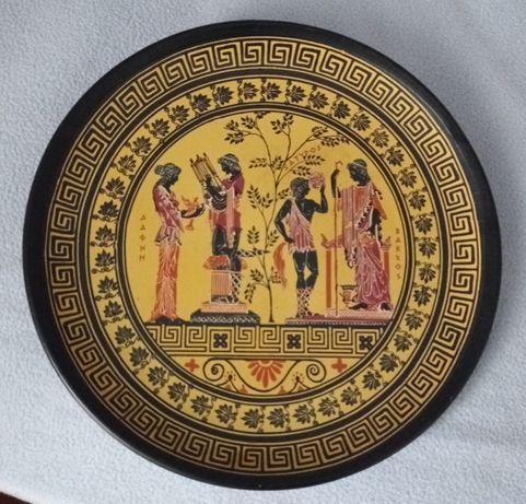 Prato decorativo origem Grega
