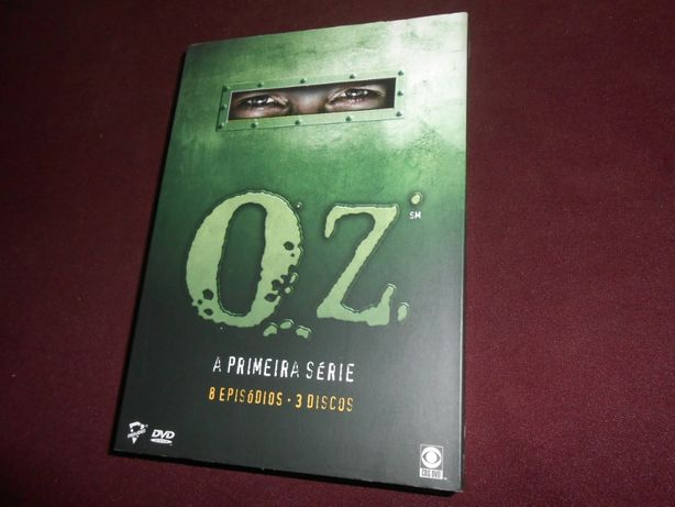 DVD-OZ/A primeira serie/8 episodios/3 discos
