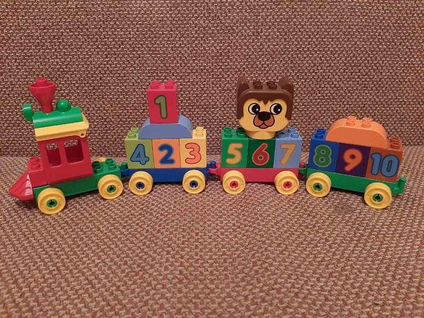 Конструктор Поезд Lego Duplo. Оригінал