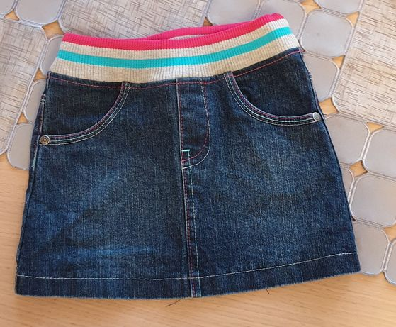 Spódniczka jeansowa GT
