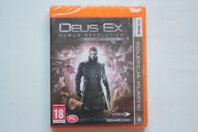 Deus Ex: Bunt ludzkości PL human revolutions