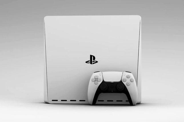 Продам PS5 на гарантии +