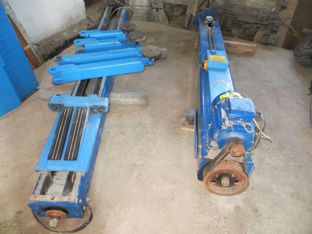 Podnośnik Dwukolumnowy Metal Tech 2500 kg