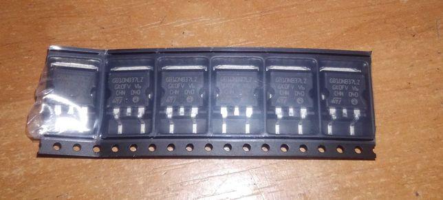 Транзистор IGBT  STGB10NB37LZ