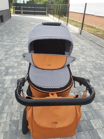 Wózek Anex sport 3 w 1