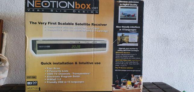 Recetor de satelite Vários